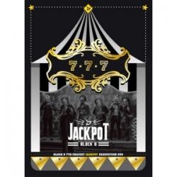 [PRE-ORDER] BLOCK B - JACKPOT PRODUCTION DVD