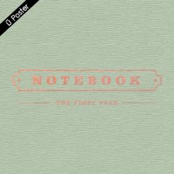 "[PRE-ORDER] PARK KYUNG (BLOCK B) - 1st Mini Album ""NOTEBOOK"""