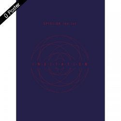 "[PRE-ORDER] UP10TION - 1st Album ""INVITATION"" (RED VER.)"