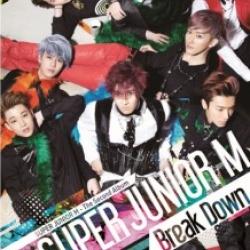 "[PRE-ORDER] SuperJunior M - 2nd Album ""Break Down"""