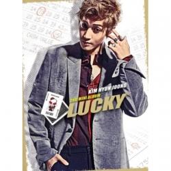 """[PRE-ORDER] KIM HYUN JOONG - 2nd Mini Album """"LUCKY"""""""