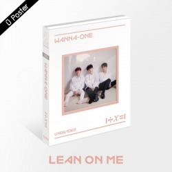 """[PRE-ORDER] WANNA ONE - Special Album """"1÷x=1 (UNDIVIDED)"""" (LEAN ON ME VER.)"""