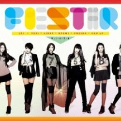 [PRE-ORDER] Fiestar - Debut Single Album