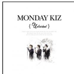 "[PRE-ORDER] Monday Kiz - 5th Album ""Unfinished"""