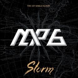 """[PRE-ORDER] MAP6 - 1st Single Album """"Storm"""""""