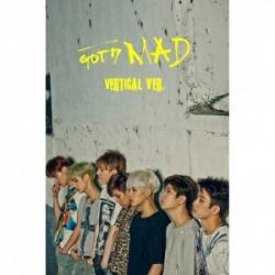 "[PRE-ORDER] GOT7 - 4th Mini Album ""MAD"" (Vertical Ver.)"