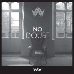 """[PRE-ORDER] VAV - 2nd Mini Album Part. 2 """"NO DOUBT"""""""