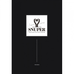 [PRE-ORDER] SNUPER - SNUPER 2nd ANNIVERSARY PHOTOBOOK