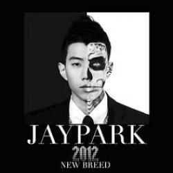 "[PRE-ORDER] JAY PARK - 1st Album ""New Breed"""