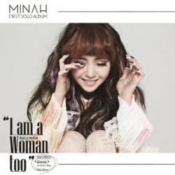 "[PRE-ORDER] MINAH (Girl's Day) - Mini Album ""I AM A WOMAN TOO"" (SMC Card Album)"