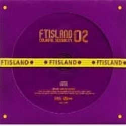 "[PRE-ORDER] FTISLAND - 2nd Album ""COLORFUL SENSIBILITY"""