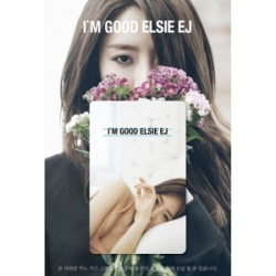"[PRE-ORDER] Elsie (Eun Jung T-ara) - 1st MIni Album ""I'm good"" (Kino Album)"