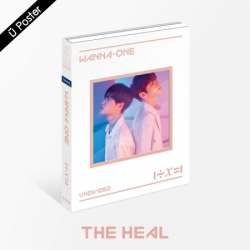 "[PRE-ORDER] WANNA ONE - Special Album ""1÷x=1 (UNDIVIDED)"" (THE HEAL VER.)"