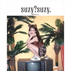 "[PRE-ORDER] Suzy (Miss A) - First Photobook ""SUZY? SUZY."" (Cover 2 Ver.)"