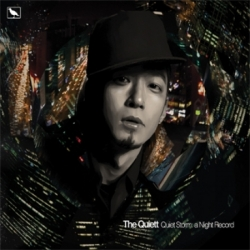 "[PRE-ORDER] THE QUIETT - 4th Album ""QUIET STORM : A NIGHT RECORD"""