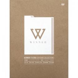 """[PRE-ORDER] WINNER - WINNER TV DVD """"EPISODE COLLECTION"""""""