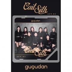 """[PRE-ORDER] GUGUDAN - 2nd Single Album """"CAIT SITH"""" (Kihno Album)"""