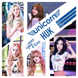 "[PRE-ORDER] UNICORN - 1st Mini Album ""ONCE UPON A TIME"""