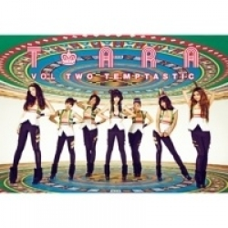 "[PRE-ORDER] T-ARA - 2nd Mini Album ""Temptastic"""