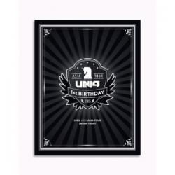 [PRE-ORDER] UNIQ - Debut 1st Anniversary Photobook