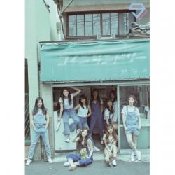 "[PRE-ORDER] DIA - 2nd Album ""YOLO"" (Blue DIA Ver.)"