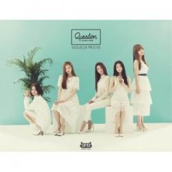 """[PRE-ORDER] CLC - 2nd Mini Album """"Question"""""""