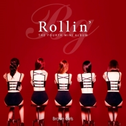 "[PRE-ORDER] BRAVE GIRLS - 4th Mini Album ""ROLLIN'"""