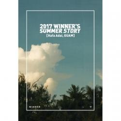 """[PRE-ORDER] WINNER - 2017 WINNER'S SUMMER STORY """"HAFA ADAI, GUAM"""""""