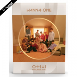 """[PRE-ORDER] WANNA ONE - 2nd Mini Album """"0+1=1 (I PROMISE YOU)"""" (Day Ver.)"""