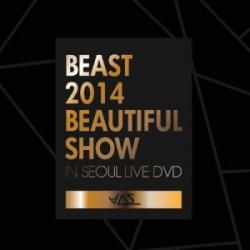 [PRE-ORDER] BEAST - BEAST 2014 BEAUTIFUL SHOW IN SEOUL (2DVD)