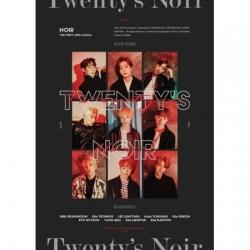"[PRE-ORDER] NOIR - 1st Mini Album ""TWENTY'S NOIR"""