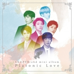 "[PRE-ORDER] SNUPER - 2nd Mini Album ""PLATONIC LOVE"""