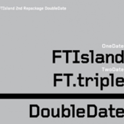 "[PRE-ORDER] FTISLAND - 2nd Album ""Double Date"""