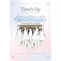 "[PRE-ORDER] TST (TOPSECRET) - 1st Mini Album ""TIME'S UP"""