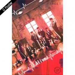 "[PRE-ORDER] TARGET - 1st Mini Album ""ALIVE"""