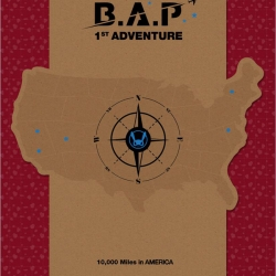 "[PRE-ORDER] B.A.P - B.A.P 1st ADVENTURE ""10,000 Miles in AMERICA"""