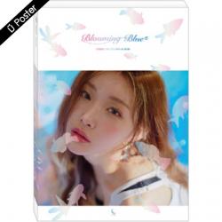"[PRE-ORDER] CHUNG HA - 3rd Mini Album ""BLOOMING BLUE"""