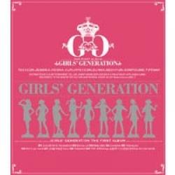 "[PRE-ORDER] Girls' Generation - 1st Album ""Girl's Generation"""