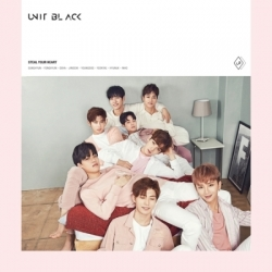 "[PRE-ORDER] UNIT BLACK - 1st Single Album ""뺏겠어 (STEAL YOUR HEART)"" (A Ver.)"