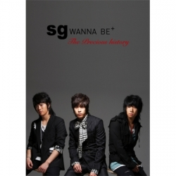 "[PRE-ORDER] SG WANNA BE - Special Edition ""THE PRECIOUS HISTORY"""