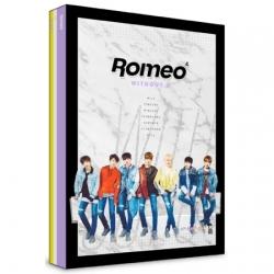 "[PRE-ORDER] ROMEO - 4th Mini Album ""WITHOUT U"" (NIGHT VER.)"