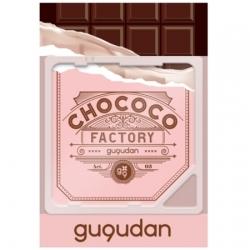 """[PRE-ORDER] GUGUDAN - 1st Single Album """"Chococo Factory"""" (Kihno Album)"""