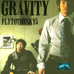 "[PRE-ORDER] FLY TO THE SKY - 5th Album ""GRAVITY"""