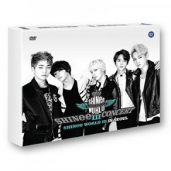 """[PRE-ORDER] SHINee - The 3rd Concert """"SHINee WORLD 3 in Seoul"""" (2DVD)"""