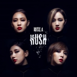 "[PRE-ORDER] Miss A - 2nd Album ""HUSH"" (The 6th Project) (Re-lease/Digi Pack)"