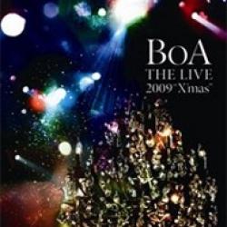 [PRE-ORDER] Boa - THE LIVE 2009 X mas (DVD)