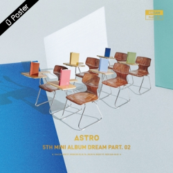 "[PRE-ORDER] ASTRO - 5th Mini Album ""DREAM PART.02"" (WISH VER.)"