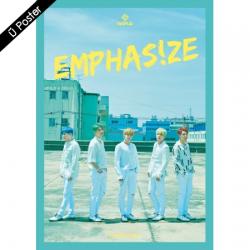 """[PRE-ORDER] BIGFLO - 5th Mini Album """"EMPHAS!ZE"""""""