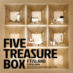 "[PRE-ORDER] FTISLAND - 4 Album ""Five Treasure Box"""