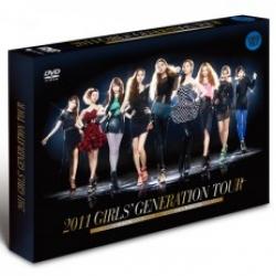 [PRE-ORDER] Girls' Generation - 2011 GIRLS` GENERATION TOUR (2DVD)